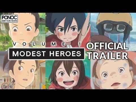 Ponoc Short Films Theatre, Volume 1 – Modest Heroes: Official Trailer