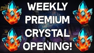 Clown Fiesta - Weekly Premium Crystal Opening! - Marvel Contest of Champions