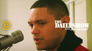 The Daily Show Podcast - Meet Trevor Noah