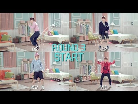 [놀면된다 SKT 눝] 최고의 눝 댄서를 뽑자! - EXO vs. EXO 댄스배틀 Round 3 (디오/수호/루한/레이)