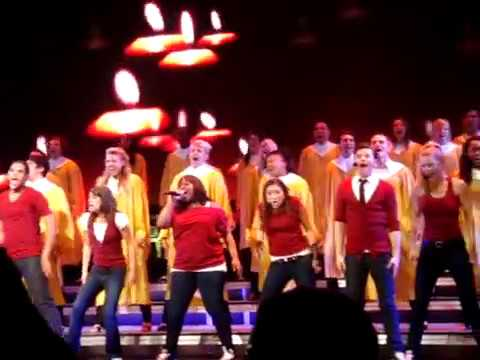 Like A Prayer- Glee Live! Concert 2010