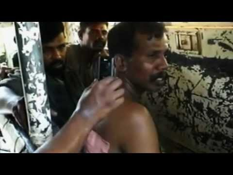 War Crimes Evidence - execution of Ramesh by the sri lankan army -  22 may 2009