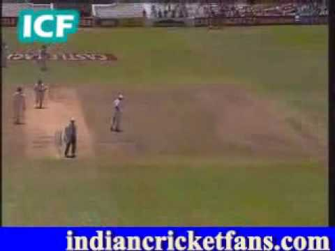 Sachin Tendulkar century vs South Africa, 1996/97
