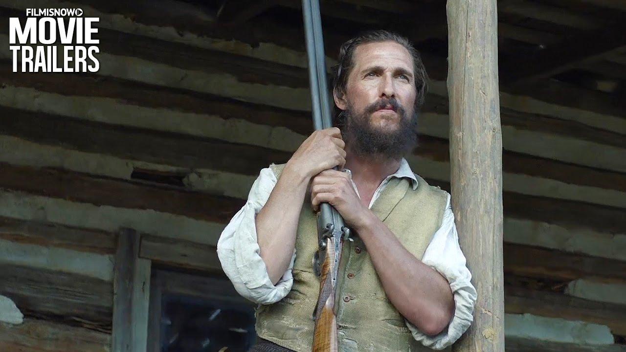 Free State of Jones: New Trailer Finds Matthew McConaughey Leading a Civil War Rebellion [HD]