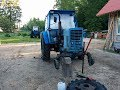 Belarus MTZ-82 restoration project. Part 15