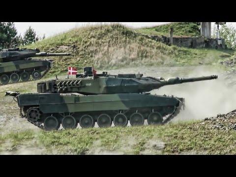 NATO Tank Competition • 2016