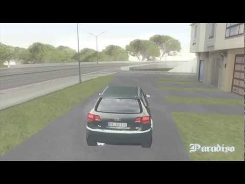 Audi S3 Sportback 2007