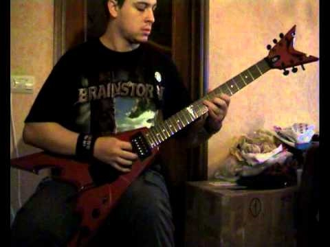 Children of Bodom -Towards Dead End (Cover)