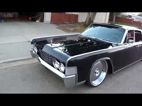 132337 1969 lincoln continental mark iii youtube 2016. Black Bedroom Furniture Sets. Home Design Ideas