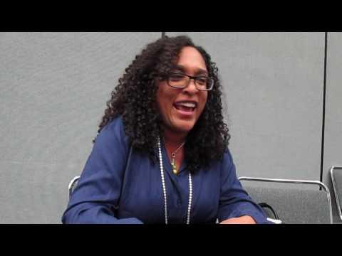 Monica Owusu-Breen for Midnight, Texas at Wondercon 2017