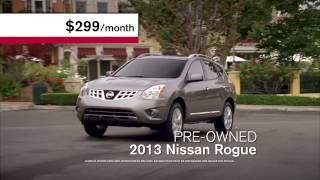 Youngblood Auto-2013 August Nissan Commercial