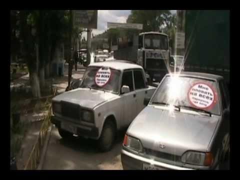 Krievijā pārmāca parkošanās meistarus