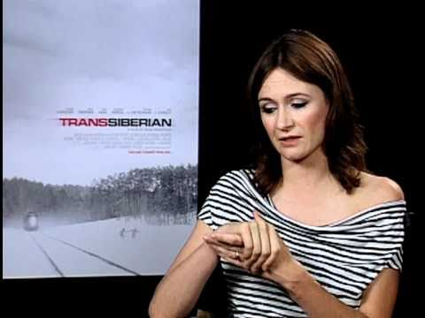 Transsiberian - Exclusive: Emily Mortimer Interview