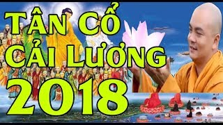 Tân Cổ Cải Lương Phật Giáo Mới Nhất 2018 | Ca Cổ Phật Giáo Hay Nhất 2018 | Thích Nghiêm Bình