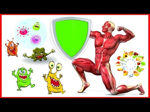 9 секретов хорошего иммунитета.