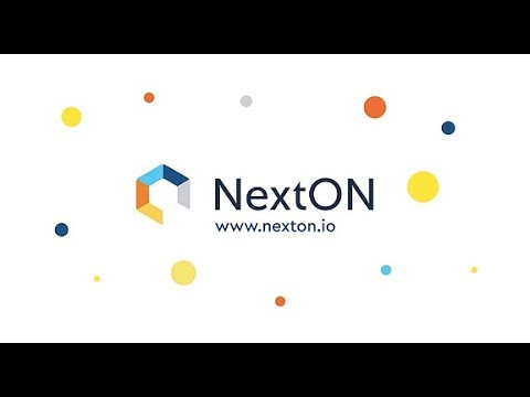NextON COINS   Обзор биржи и кошелелька