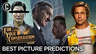 Netflix Leads 2020 Best Picture Predictions - For Your Consideration
