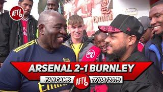 Arsenal 2-1 Burnley   Pepe Was Taking Souls Like Shang Tsung From Mortal Kombat! (Troopz)
