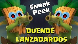 ¡¡EL DUENDE LANZADARDOS!! La NUEVA CARTA en acción | Sneak Peek | Clash Royale con TheAlvaro845