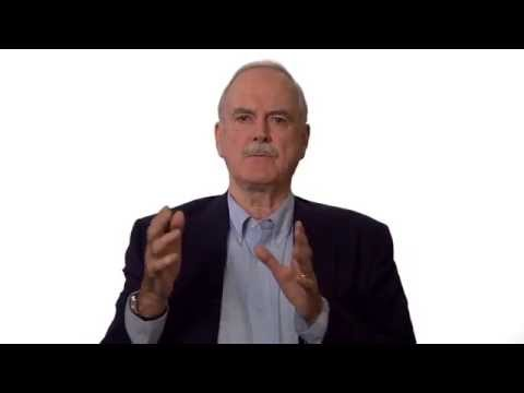 John Cleese Discusses The Philosophy Of Stupidity