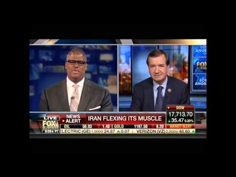 Chairman Royce on Fox Business Discusses the Iran Nuclear Negotiators