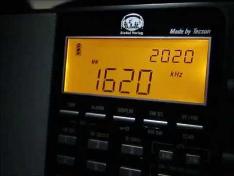 1620 Khz Radio Barones 13-05-2015