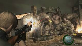 Resident evil 4 modo infierno completo - parte 1 de 3