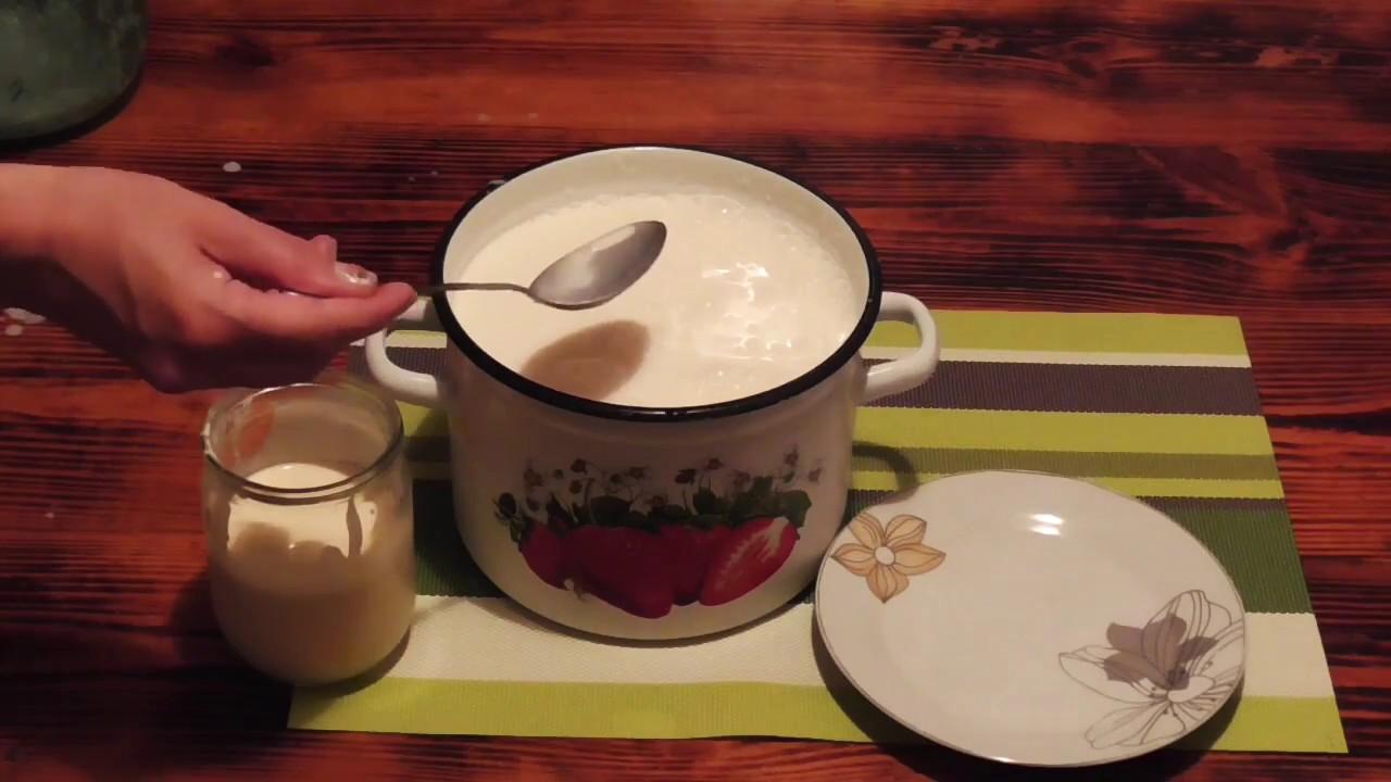 Как сделать сметану без молока 770