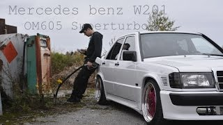 RåkeltappFilms - W201 OM605 Superturbo