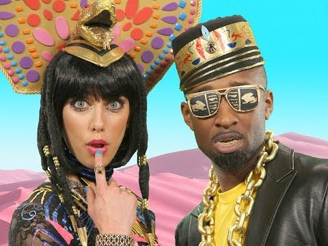 Katy Perry - Dark Horse Parody Key Of Awesome #85 video