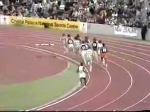 steve ovett 1 mile run 1977 youtube