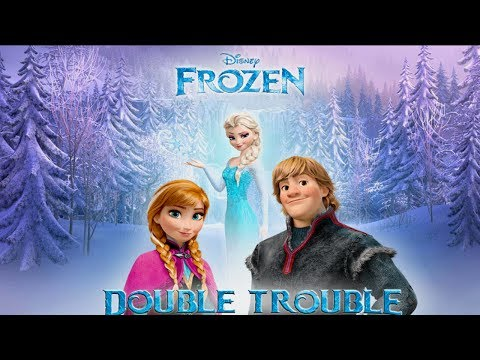 Disney Frozen New Movie Double Trouble New Disney Game For ...