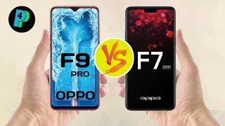 Oppo F9 Pro VS Oppo F7