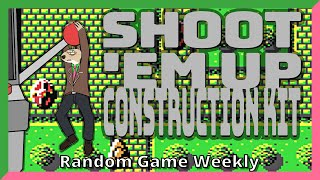 Shoot 'em Up Construction Kit (C64) — I don't construct much — Yahweasel's Random Game Weekly