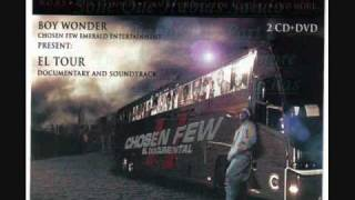 14. Tempo Ft Getto & Reychesta SecretWeapon-Revelacion remix (Chosen Few II El Documental) Con Letra