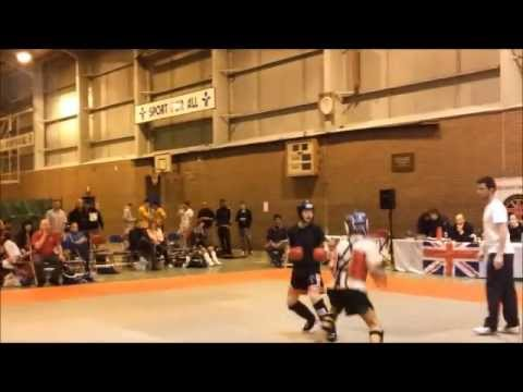 Sanshou Fighting 2012-Farid Achikzai Image 1