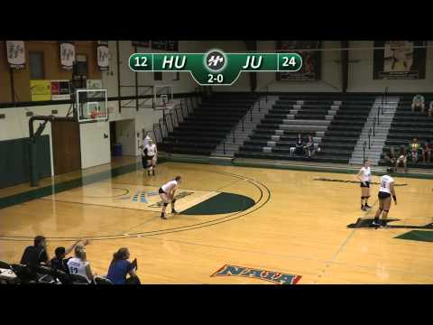HU Volleyball vs. Judson University