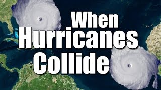 When hurricanes collide: The Fujiwhara Effect
