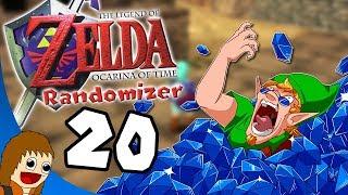 Zelda: Ocarina of Time Randomizer: Metal Gerudo Solid - Part 20