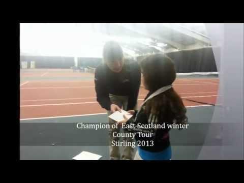Lojan Shaker Tennis Champion