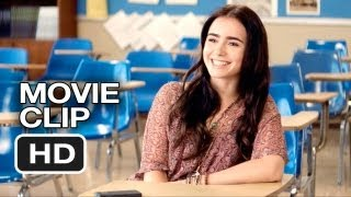 The English Teacher Movie CLIP - About Jason (2013) - Lily Collins, Julianne Moore Movie HD