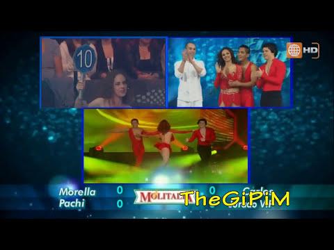 MARICIELO EFFIO : SALSA TRIO ( HD ) - FINAL Reyes del Show 2011 - 17/12/2011