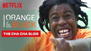 Cha Cha Slide Scene | Orange Is the New Black | Netflix