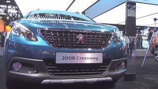 Peugeot 2008 Crossway PureTech 110 S&S EAT6 SUV (2019) Exterior and Interior
