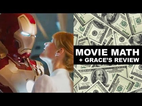 Box Office for Iron Man 3 + Grace's Movie Review!  Thoughts on the Mandarin Twist!
