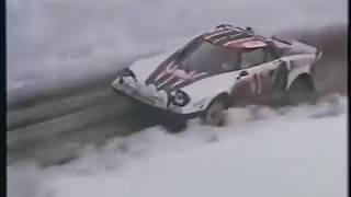 LANCIA STRATOS  Rally 1975 1976