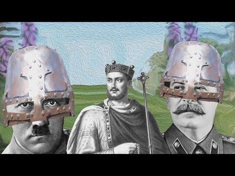 Kastrat Z Jajami - Mieszko II. Historia Bez Cenzury.