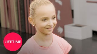 "Dance Moms: Lilliana Rehearses ""Shine Bright"" (Season 8) 
