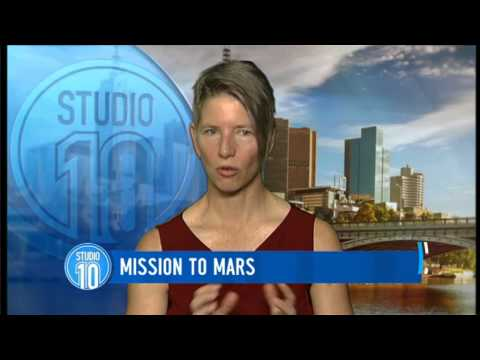 One Way Mission To Mars