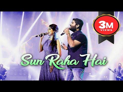 Sun Raha Hai Na - Live | Shreya Ghoshal | Arijit Singh